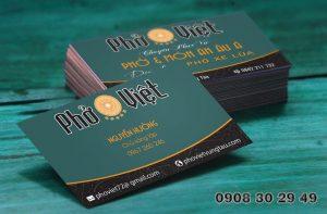 Name card, card visit, danh thiếp